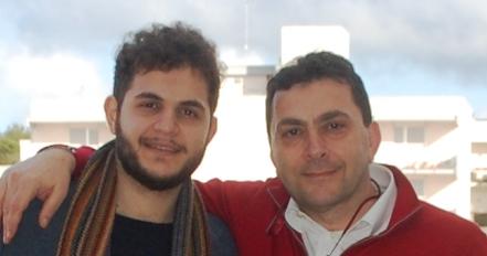 Foto con Renzo