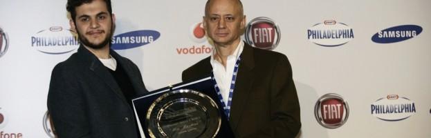 """Premio """"Mia Martini"""" per Renzo Rubino al Festival di Sanremo"""
